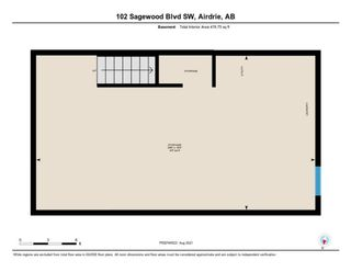 Photo 31: 102 140 Sagewood Boulevard SW: Airdrie Row/Townhouse for sale : MLS®# A1141135
