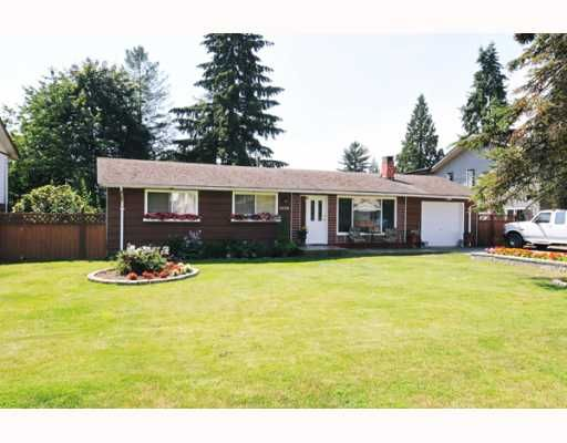 Main Photo: 1654 MANNING Avenue in Port_Coquitlam: Glenwood PQ House for sale (Port Coquitlam)  : MLS®# V780357
