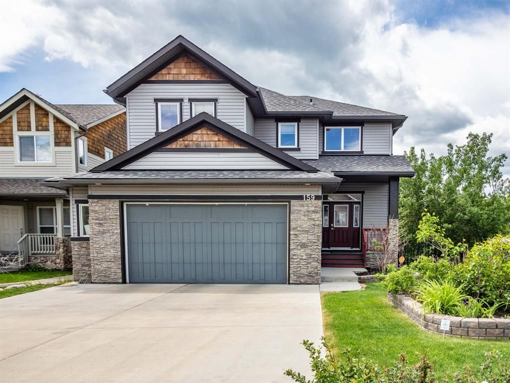 Main Photo: 159 ST MORITZ Drive SW in Calgary: Springbank Hill Detached for sale : MLS®# A1116300
