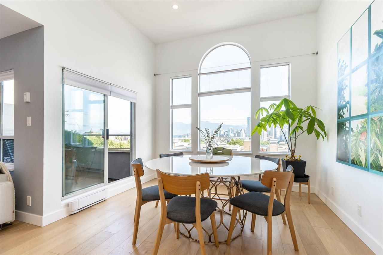 Main Photo: 315 2412 ALDER STREET in Vancouver: Fairview VW Condo for sale (Vancouver West)  : MLS®# R2485789