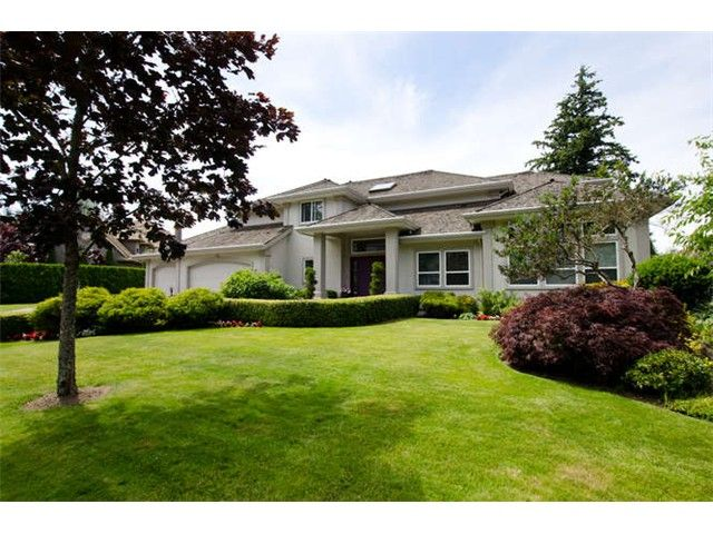 "Main Photo: 2467 138 Street in Surrey: Elgin Chantrell House for sale in ""Peninsula Park"" (South Surrey White Rock)  : MLS®# F1416127"