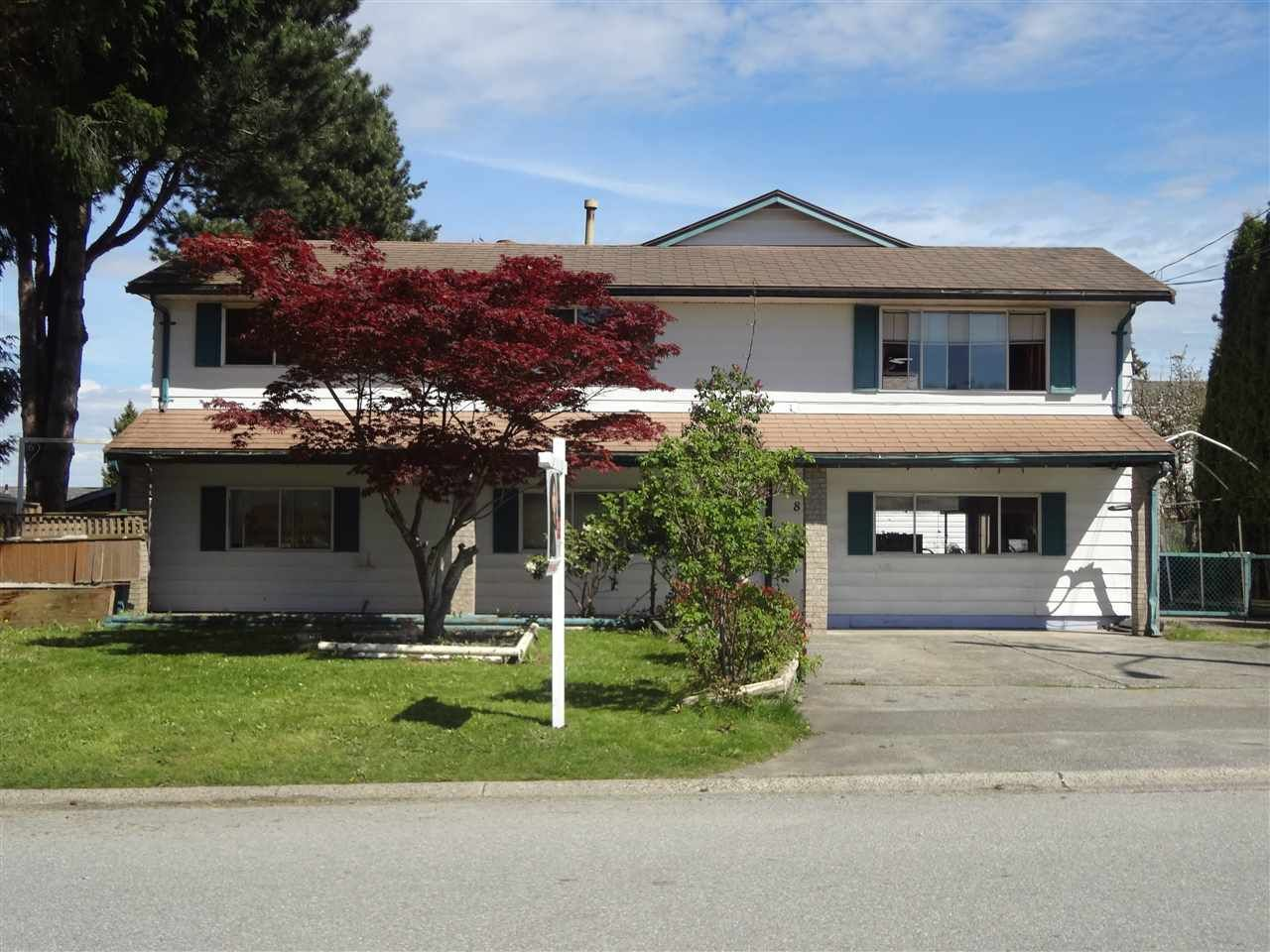 Main Photo: 8194 134 STREET in Surrey: Queen Mary Park Surrey House for sale : MLS®# R2161485