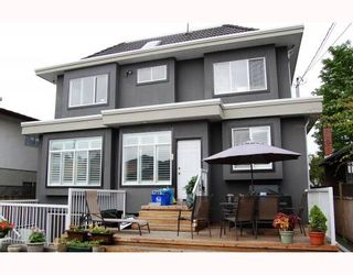 "Photo 7: 5735 SOPHIA Street in Vancouver: Main House for sale in ""MAIN STREET"" (Vancouver East)  : MLS®# V750854"