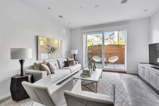 """Photo 11: 1879 W 2ND Avenue in Vancouver: Kitsilano Townhouse for sale in """"BLANC"""" (Vancouver West)  : MLS®# R2592670"""