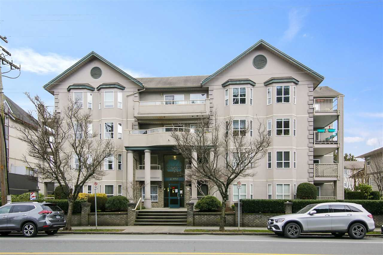 """Main Photo: 404 46693 YALE Road in Chilliwack: Chilliwack E Young-Yale Condo for sale in """"THE ADRIANNA"""" : MLS®# R2543750"""