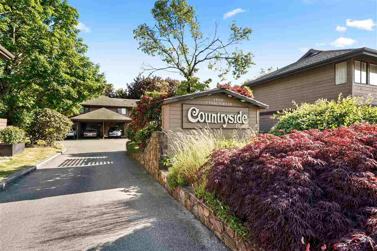 """Main Photo: 1801 4900 FRANCIS Road in Richmond: Boyd Park Townhouse for sale in """"Countryside"""" : MLS®# R2592521"""