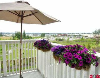 """Photo 8: 37 20560 66TH AV in Langley: Willoughby Heights Townhouse for sale in """"AMBERLEIGH"""" : MLS®# F2516772"""