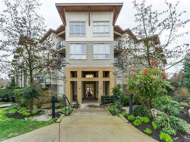 """Main Photo: 427 15918 26 Avenue in Surrey: Grandview Surrey Condo for sale in """"The Morgan"""" (South Surrey White Rock)  : MLS®# R2532387"""