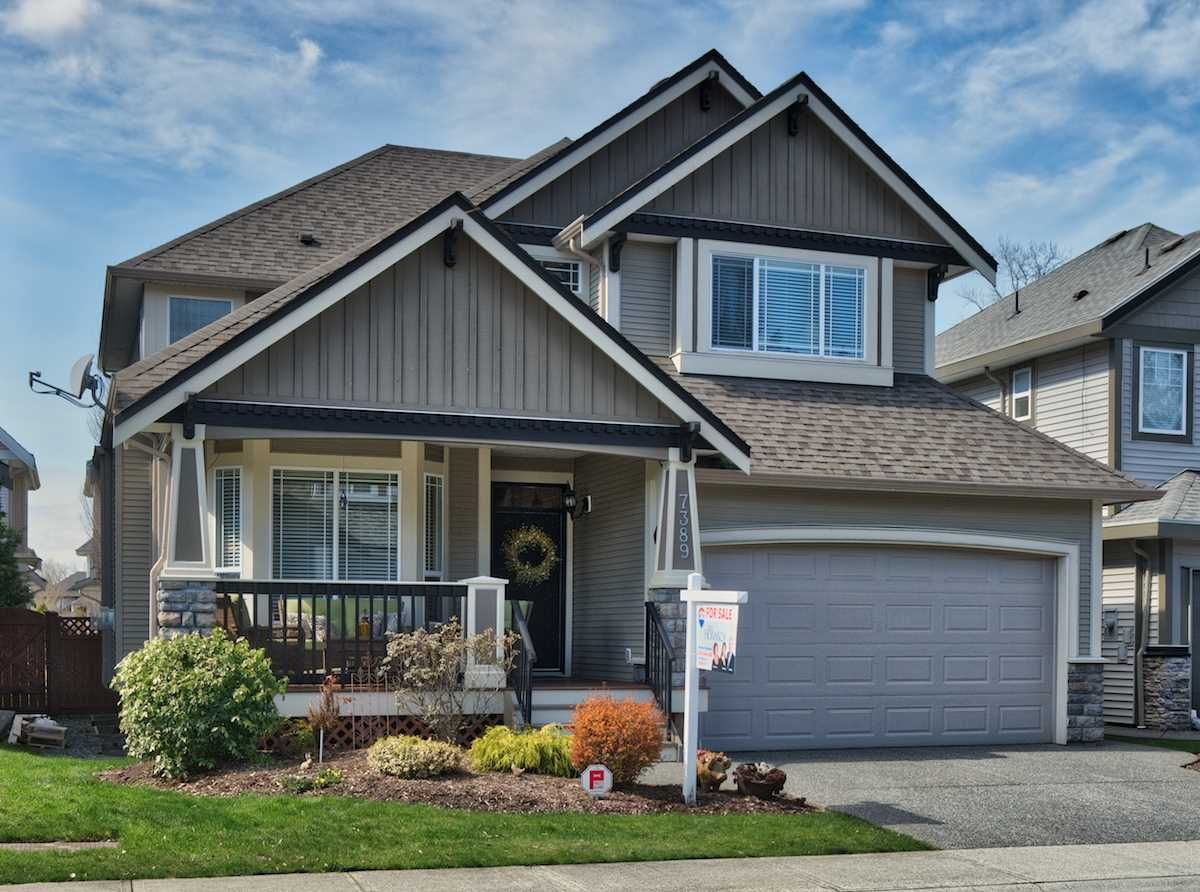 Main Photo: 7389 202 STREET in Langley: Willoughby Heights House for sale : MLS®# R2146168