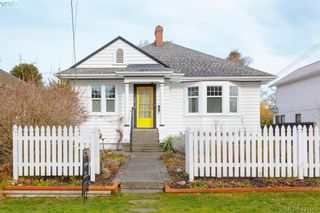 Photo 1: 2418 Central Ave in VICTORIA: OB South Oak Bay House for sale (Oak Bay)  : MLS®# 834096