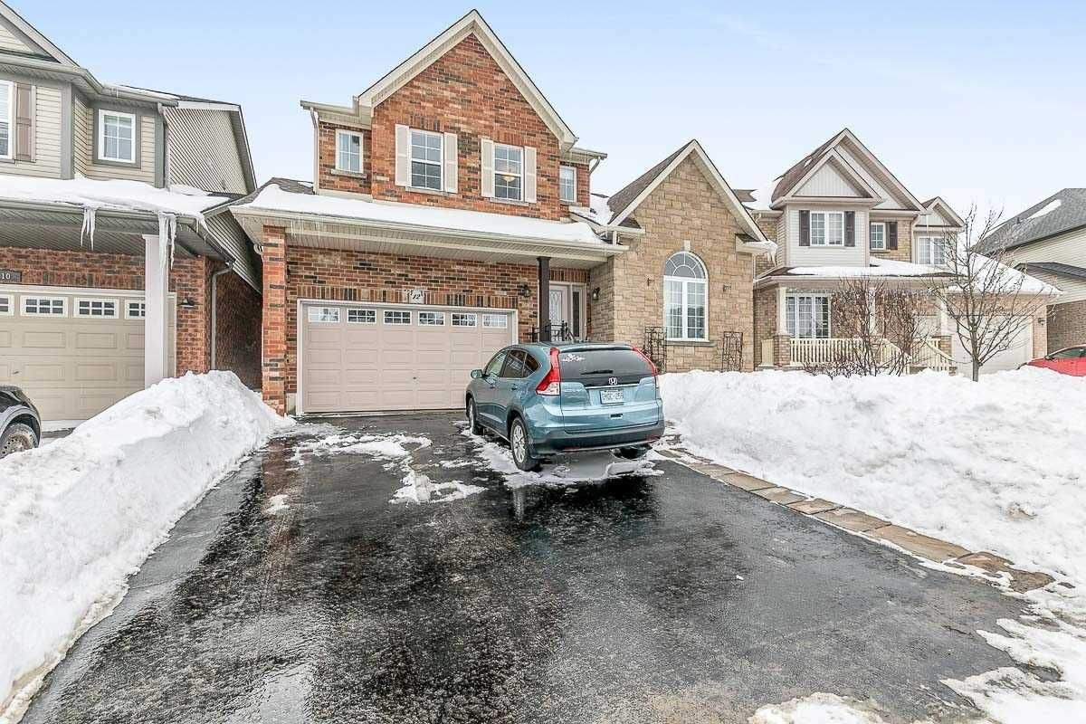 Main Photo: 12 Mcmaster Road: Orangeville House (2-Storey) for sale : MLS®# W5126987
