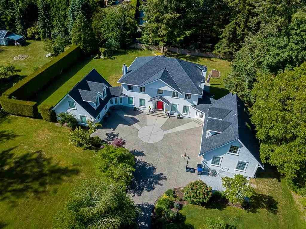 Main Photo: 17923 20 Avenue in Surrey: Hazelmere House for sale (South Surrey White Rock)  : MLS®# R2477671