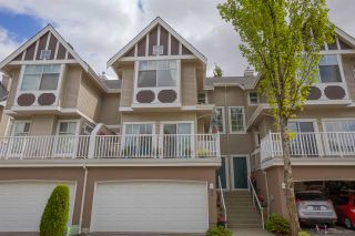 "Photo 1: 60 7488 MULBERRY Place in Burnaby: The Crest Townhouse for sale in ""SIERRA RIDGE IN THE CREST BBY"" (Burnaby East)  : MLS®# R2085053"