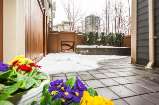 Photo 17: 109 101 MORRISSEY ROAD in Port Moody: Port Moody Centre Condo for sale : MLS®# R2138128
