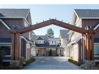 Photo 1: 2 9926 Resthaven Dr in SIDNEY: Si Sidney North-East Row/Townhouse for sale (Sidney)  : MLS®# 665407