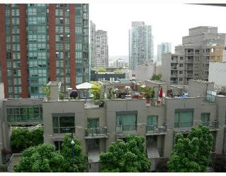 "Photo 6: 609 969 RICHARDS Street in Vancouver: Downtown VW Condo for sale in ""MONDRIAN 2"" (Vancouver West)  : MLS®# V652014"