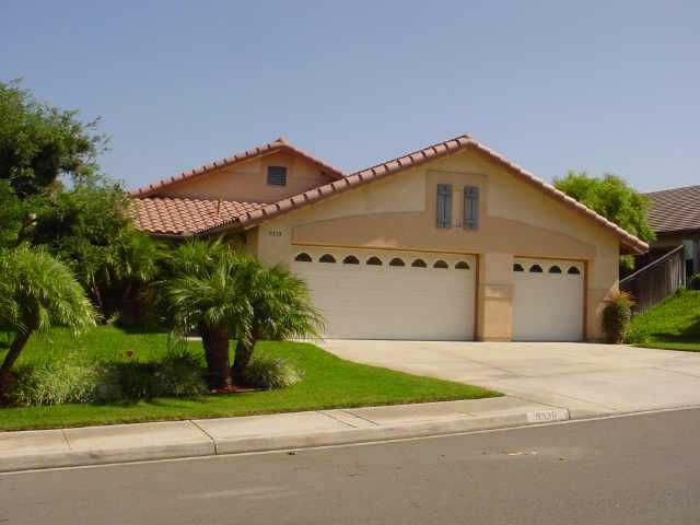 Main Photo: SPRING VALLEY Residential for sale : 4 bedrooms : 9330 Francis Dr