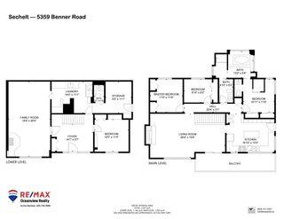"Photo 39: 5359 BENNER Road in Sechelt: Sechelt District House for sale in ""SELMA PARK"" (Sunshine Coast)  : MLS®# R2565678"