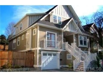 Main Photo:  in VICTORIA: Es Rockheights Half Duplex for sale (Esquimalt)  : MLS®# 482837