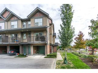 """Photo 1: 72 7121 192 Street in Surrey: Clayton Townhouse for sale in """"ALLEGRO"""" (Cloverdale)  : MLS®# R2212917"""