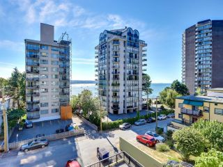 """Photo 1: 404 1534 HARWOOD Street in Vancouver: West End VW Condo for sale in """"St Pierre"""" (Vancouver West)  : MLS®# R2609821"""