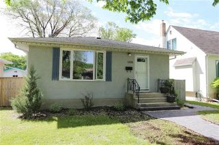 Photo 1: 1166 Warsaw Avenue in Winnipeg: Residential for sale (1Bw)  : MLS®# 1815266