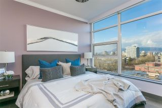 """Photo 8: 703 1088 W 14TH Avenue in Vancouver: Fairview VW Condo for sale in """"COCO"""" (Vancouver West)  : MLS®# R2244610"""