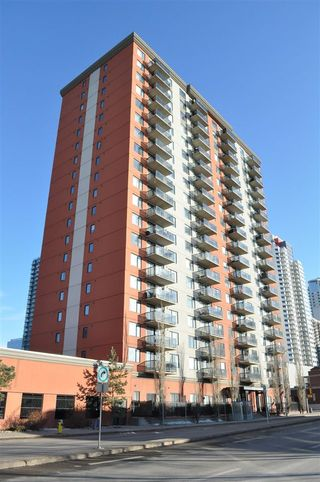 Photo 1: 1006 10303 105 Street in Edmonton: Zone 12 Condo for sale : MLS®# E4230339