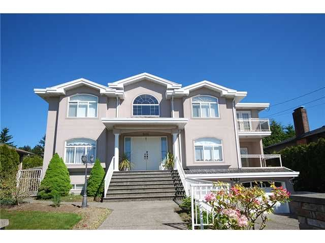 Main Photo: 508 DUTHIE Avenue in Burnaby: Simon Fraser Univer. House for sale (Burnaby North)  : MLS®# V1009200