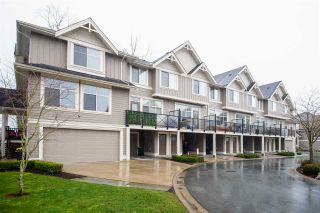 """Photo 1: 4 19525 73 Avenue in Surrey: Clayton Townhouse for sale in """"UPTOWN"""" (Cloverdale)  : MLS®# R2441592"""