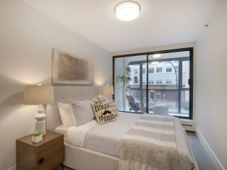 Photo 12: 201 289 DRAKE STREET in Vancouver: Yaletown Townhouse for sale (Vancouver West)