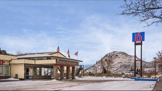 Photo 1: Hotel/Motel with property in Cache Creek, BC in Cache Creek: Business with Property for sale