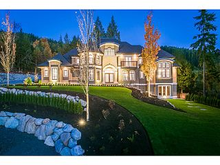 Photo 1: 176 KINSEY DR: Anmore House for sale (Port Moody)  : MLS®# V1036027