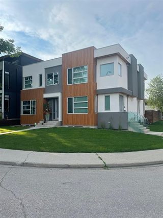 Main Photo: 4315 19 Street SW in Calgary: Altadore Semi Detached for sale : MLS®# A1128922