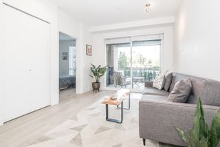 """Photo 4: 220 723 W 3RD Street in North Vancouver: Harbourside Condo for sale in """"THE SHORE"""" : MLS®# R2591166"""