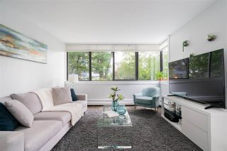 Photo 3: 201 1616 W 13TH Avenue in Vancouver: Fairview VW Condo for sale (Vancouver West)  : MLS®# R2501053