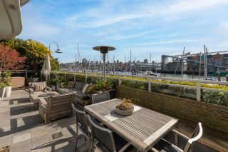 """Photo 22: 626 KINGHORNE Mews in Vancouver: Yaletown Townhouse for sale in """"Silver Sea"""" (Vancouver West)  : MLS®# R2575284"""