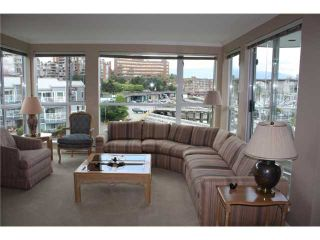 """Photo 4: 305 1551 MARINERS Walk in Vancouver: False Creek Condo for sale in """"LAGOONS"""" (Vancouver West)  : MLS®# V834816"""