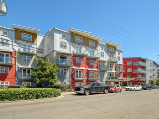 Photo 1: 414 787 TYEE Rd in : VW Victoria West Condo for sale (Victoria West)  : MLS®# 877426
