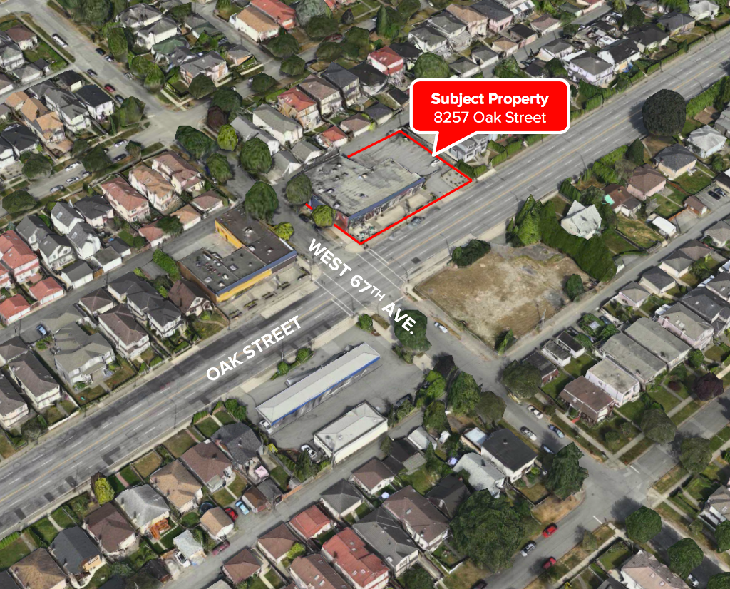 Main Photo: 8257 Oak Street in Vancouver: Marpole Multi-Family Commercial for sale (Vancouver West)