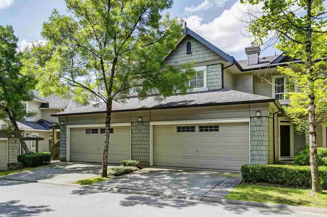 Main Photo: 51 2978 WHISPER WAY in Coquitlam: Westwood Plateau Townhouse for sale : MLS®# R2473168