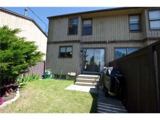 Photo 13: 42 6103 MADIGAN Drive NE in CALGARY: Marlborough Park Townhouse for sale (Calgary)  : MLS®# C3503192