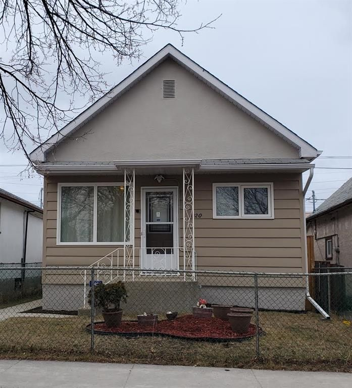 FEATURED LISTING: 1020 Pritchard Avenue Winnipeg