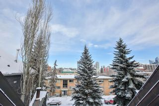 Photo 17: 406 1215 Cameron Avenue SW in Calgary: Lower Mount Royal Apartment for sale : MLS®# A1074263