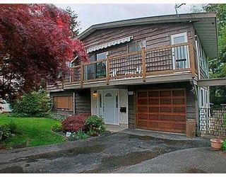 Photo 1: 2836 ST CATHERINE Street in Port_Coquitlam: Glenwood PQ House for sale (Port Coquitlam)  : MLS®# V765307