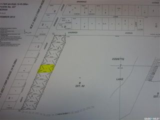 Photo 1: 5 Smits Avenue in Codette: Lot/Land for sale : MLS®# SK834455