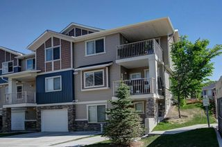 Photo 2: 1714 250 Sage Valley Road NW in Calgary: Sage Hill Row/Townhouse for sale : MLS®# A1120292