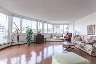 """Photo 5: 1101 31 ELLIOT Street in New Westminster: Downtown NW Condo for sale in """"ROYAL ALBERT TOWERS"""" : MLS®# R2068328"""