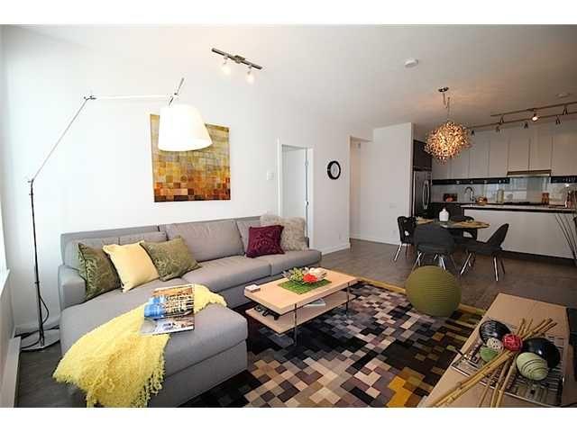 Main Photo: # 209 545 FOSTER AV in Coquitlam: Coquitlam West Condo for sale : MLS®# V1123050
