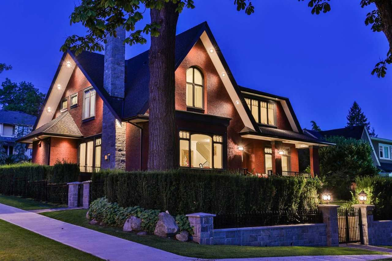 Photo 1: Photos: 4328 CYPRESS Street in Vancouver: Shaughnessy House for sale (Vancouver West)  : MLS®# R2106382